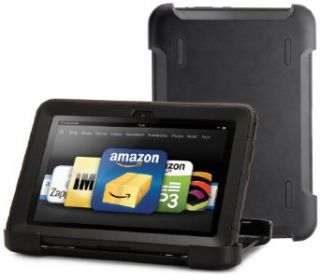 """OtterBox Defender Series Protective Case for Kindle Fire HD 8.9"""", Black (with built in screen protection) (will not fit HDX models) Kindle Store"""