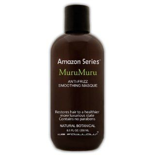 de Fabulous  Series MuruMuru Anti Frizz Smoothing Masque, 8.5 fl. oz. : Hair And Scalp Treatments : Beauty