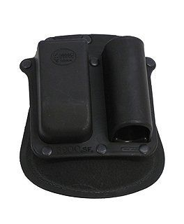 """Mag/1"""" Light Double Stack, Sig 3557/40 Paddle (Holsters & Accessories) (Magazine/Flashlight Combo Holders)"""