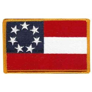 1st Confederate Flag Patch