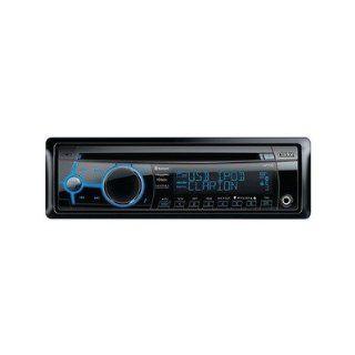 Clarion Cz702 Cd/Mp3/Wma Receiver With Rear Usb Port & Bluetooth(R): Car Electronics