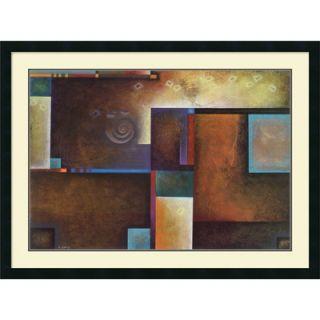 Art Satori I by Mari Giddings, Framed Print Art   29.19 x 39.19