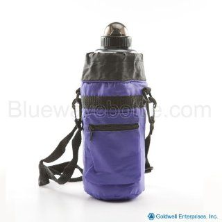 Bluewave Insulated Sport Sac Water Bottle Holder, Purple, 1L  Sports & Outdoors