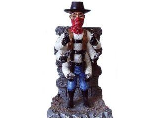 Six Shooter Limited Edition Resin Statue Ages 5 11 Years: Toys & Games
