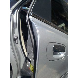 Car Clear Door Edge Trim Guard Molding All Models D.I.Y. Kit: Automotive