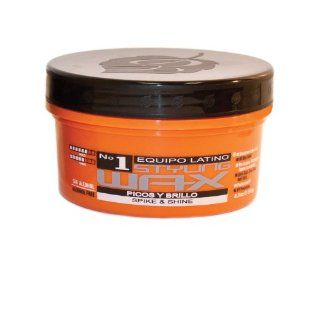 ecoco Equipo Latino Wax Spike and Shine : Hair Styling Waxes : Beauty