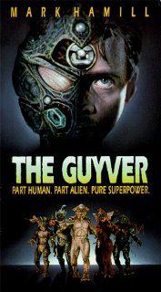 Guyver [VHS]: Greg Joung Paik, Jimmie Walker, Peter Spellos, Michael Berryman, Spice Williams Crosby, Mark Hamill, Jack Armstrong, Johnnie Saiko, Vivian Wu, Deborah Anne Gorman, Danny Gibson, Willard E. Pugh, Levie Isaacks, Screaming Mad George, Steve Wang