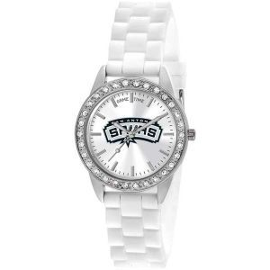 San Antonio Spurs Game Time Pro Womens Frost Watch