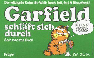 Garfield: Schlaft Sich Durch (Garfield (German Titles)): Jim Davis: 9783810507174: Books