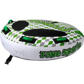 RAVE SPORTS Frantic Towable Combo Pack, White/grey/green