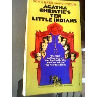 Ten Little Indians Agatha Christie Books
