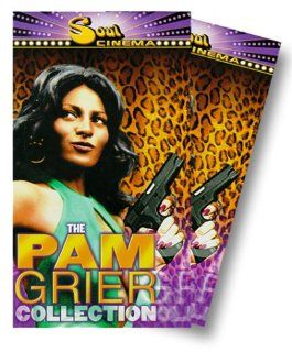 The Pam Grier Collection Coffy, Foxy Brown, & Friday Foster [VHS] Pam Grier, Booker Bradshaw, Yaphet Kotto, Godfrey Cambridge, Thalmus Rasulala, Eartha Kitt, Jim Backus, Scatman Crothers, Ted Lange, Tierre Turner, Paul Benjamin, Jason Bernard, Arthur