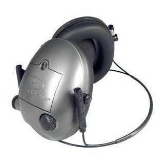 Pro Amp Behind the Head Electronic Sound Amplification/Noise Reduction Shooting Ear Muffs with Independent Volume Controls