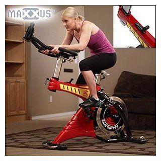 Maxxus� Pro Spk 21 Fitness Cycle 44.1 Lb Flywheel, 8 Speed Shift Gear Control, Commercial Grade Dual Fixed Wheel, 5pk Belt Drive: Everything Else