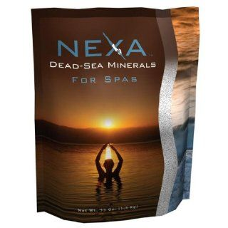 Nexa Spa Dead Sea Minerals   Natural Salts for Hot Tubs  Bath Minerals And Salts  Beauty