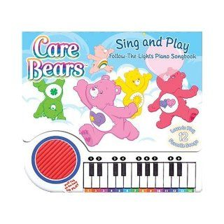 Sing and Play Follow the lights Piano Songbook (Care Bears) Kevin Deters 9781577913009 Books