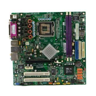 ECS RC410 M2 LGA775 DDR2 SATA PCIE SATA VGA Motherboard: Computers & Accessories