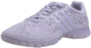 Adidas Fluid Trainer Varsity Womens Fitness Sneakers 776, Size 8.5 Shoes