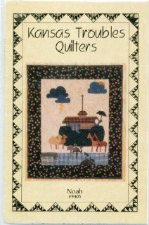 Kansas Troubles Quilters Quilting pattern Packet #9405 Noah : Other Products : Everything Else