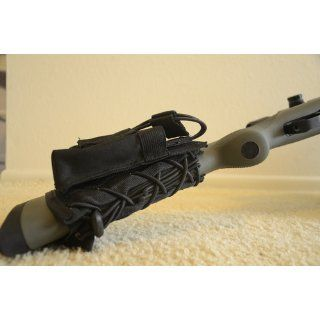 m1surplus Tactical Black Color Cheek Rest w/ Detachable Magazine Pouch For Mauser k98 GEW98 Mosin Nagant 1891 91/30 M38 M44 M39 Remington 700 Ruger 10/22 Remington 700 770 Winchester 70 Howa 1500 Mossberg ATR MVP (Flex and Predator) Ruger Mini14 Mini30 Ran
