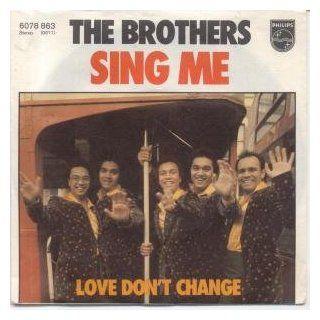 """Sing Me 7 Inch (7"""" Vinyl 45) German Philips 1977 Music"""