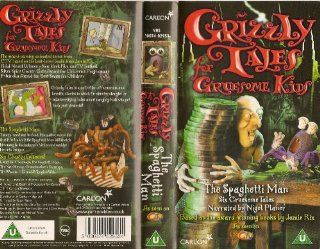 Grizzly Tales for Gruesome Kids [VHS] Nigel Planer, Jamie Rix, Sara Bor, Simon Bor Movies & TV