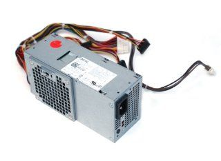 Genuine Dell 250W Watt CYY97 7GC81 L250NS 00 Power Supply Unit PSU For Inspiron 530s 620s Vostro 200s 220s, Optiplex 390, 790, 990 Desktop DT Systems Compatible Part Numbers CYY97, 7GC81, 6MVJH, YJ1JT, 3MV8H Compatible Model Numbers L250NS 00, D250ED 00,