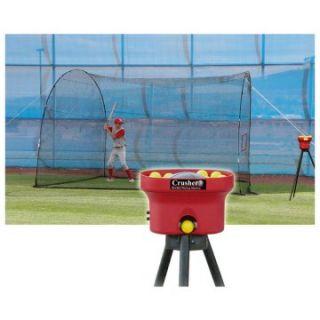 curve master pitching machine