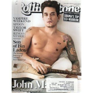Rolling Stone Magazine February 4 2010 (Issn 0035 791x) Jann S.Wenner Books