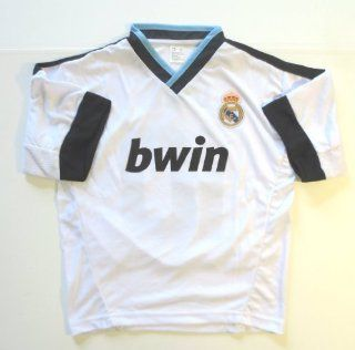 "REAL MADRID # 10 OZIL YOUTH LARGE HOME SOCCER JERSEY FOR 11 TO 12 YEARS OLD .NEW."" ON SALE "" : Sports & Outdoors"