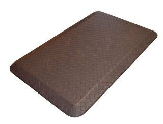 anti fatigue kitchen floor mat 20 by 32 inch truffle kitchen counter