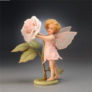 R John Wright Collectible Dolls   The Rose Fairy