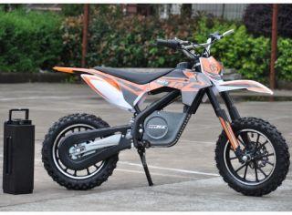 MotoTec Dirt Bike Motorcycle Battery Powered Riding Toy   Battery Powered Riding Toys