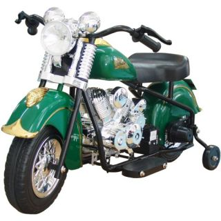 Kaya Toys Little Indian Limited Edition Motorcycle Battery Powered Riding Toy   Battery Powered Riding Toys