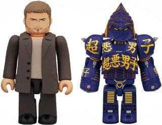 Medicom Real Steel: Noisy Boy and Charlie Kubrick 2 Pack: Toys & Games