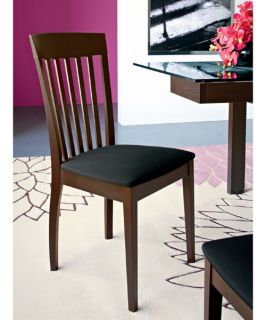 Calligaris Corte Dining Chair in Wenge   Dining Chairs