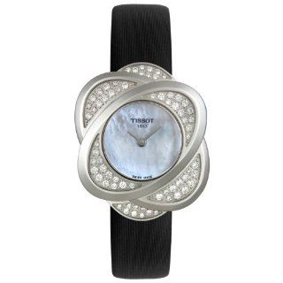 Tissot Women's T03112580 T Trend Collection Precious Flower Diamond Watch at  Women's Watch store.