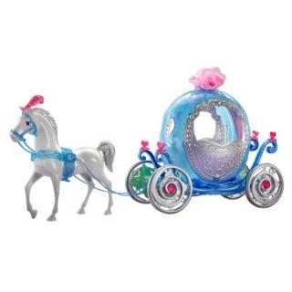 Mattel Disney Princess Cinderella Transforming Pumpkin Carriage   Playsets