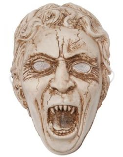 Doctor Who Weeping Angel Vacuform Mask: Clothing