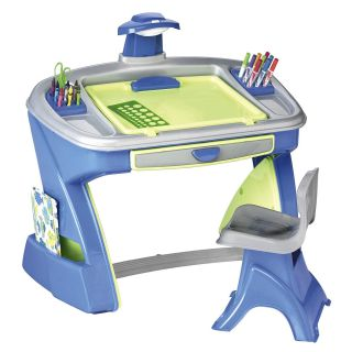 American Plastic Toys Creativity Desk and Easel   Art Tables