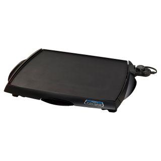 Presto 07046 Tiltn Drain Big Griddle Cool Touch Electric Griddle   Specialty Appliances