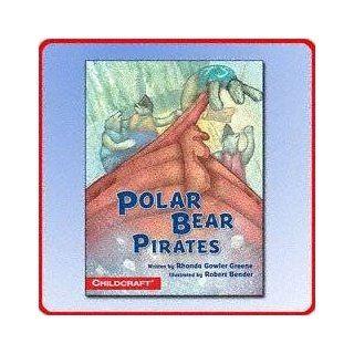 Childcraft Polar Bear Pirates Small Paperback Book