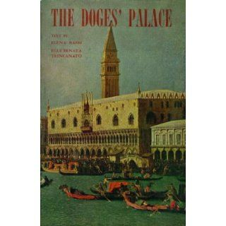 THE DOGES' PALACE Elena and Trincanato, Egle Renata Bassi Books