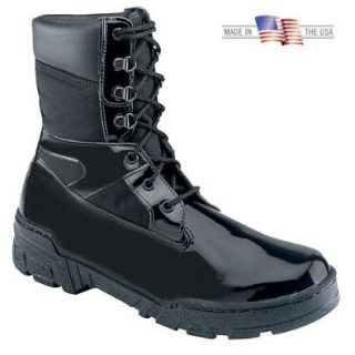 Thorogood Mens Commando Plus Uniform Man Made Boot Shoes