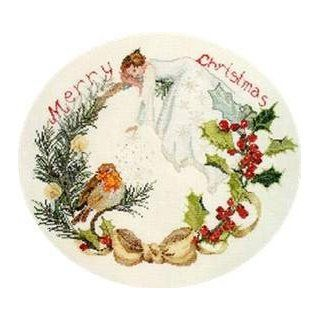 Baby Flake, Cross Stitch from Jeanette Crews