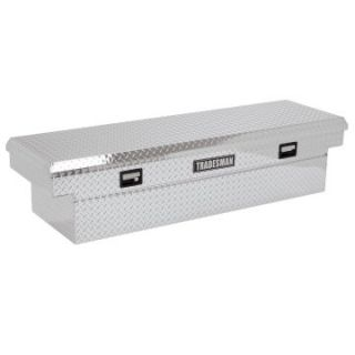 Tradesman Standard Aluminum Full Size Cross Bed Truck Tool Box   Truck Tool Boxes