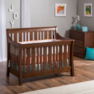 Nursery Smart Darby 3 in 1 Convertible Crib Collection   Cribs