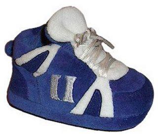 Comfy Feet NCAA Baby Slippers   Duke Blue Devils   Kids Slippers