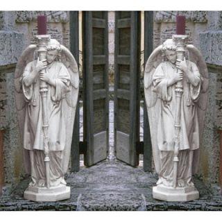 Set of Padova Guardian Angel Statues   Garden Statues