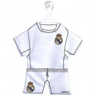 Real Madrid Fc Football Car Mirror Mini Kit Official Decoration : Sports Fan Mirrors : Sports & Outdoors
